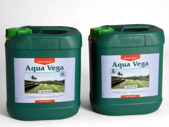 Special Offer - 10 litres Canna Aqua Vega or Flores