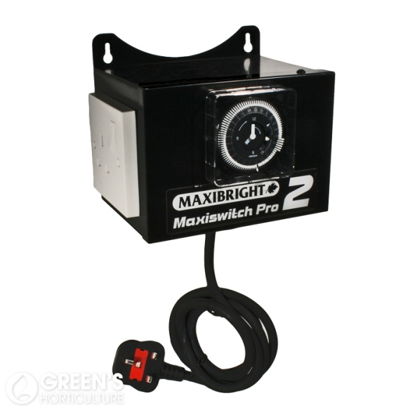 Timer Burning Out? Maxibright Maxiswitch Pro Timers are Guaranteed!!