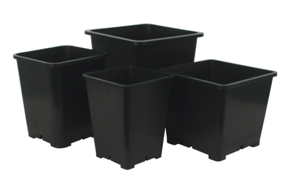 Massive Plastic Pots.  From 1 Litre to 45 Litres available.  Discount when purchasing ten+ in any size.