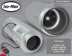 ISO MAX FAN, Use to Be AIR FORCE.  Both silent fans are amazingly powerfull and do exactly what you need them to!